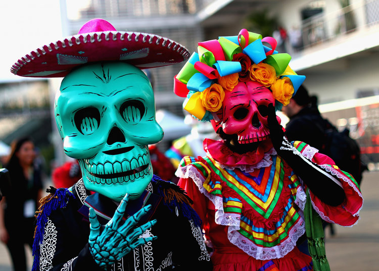 Day Of The Dead Trip To Mexico Travel Deliciously